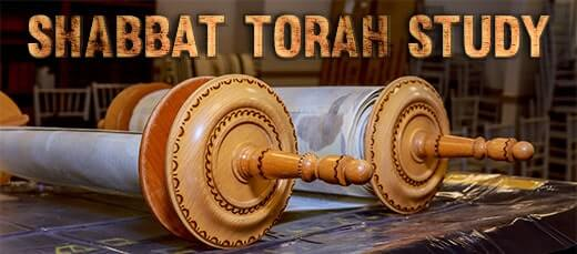 Shabbat Ttorah Study